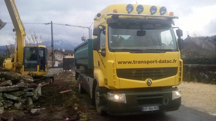 Camion Renault Premium (1) 430 ch porteur 26 tonnes avec Ampliroll